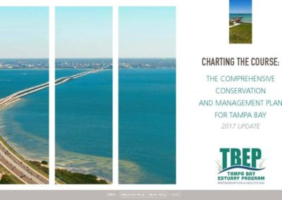 Tampa Bay Estuary Comprehensive Conservation & Management Plan