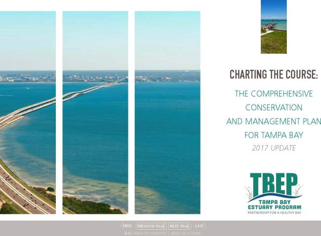 Tampa Bay Estuary Protection Plan